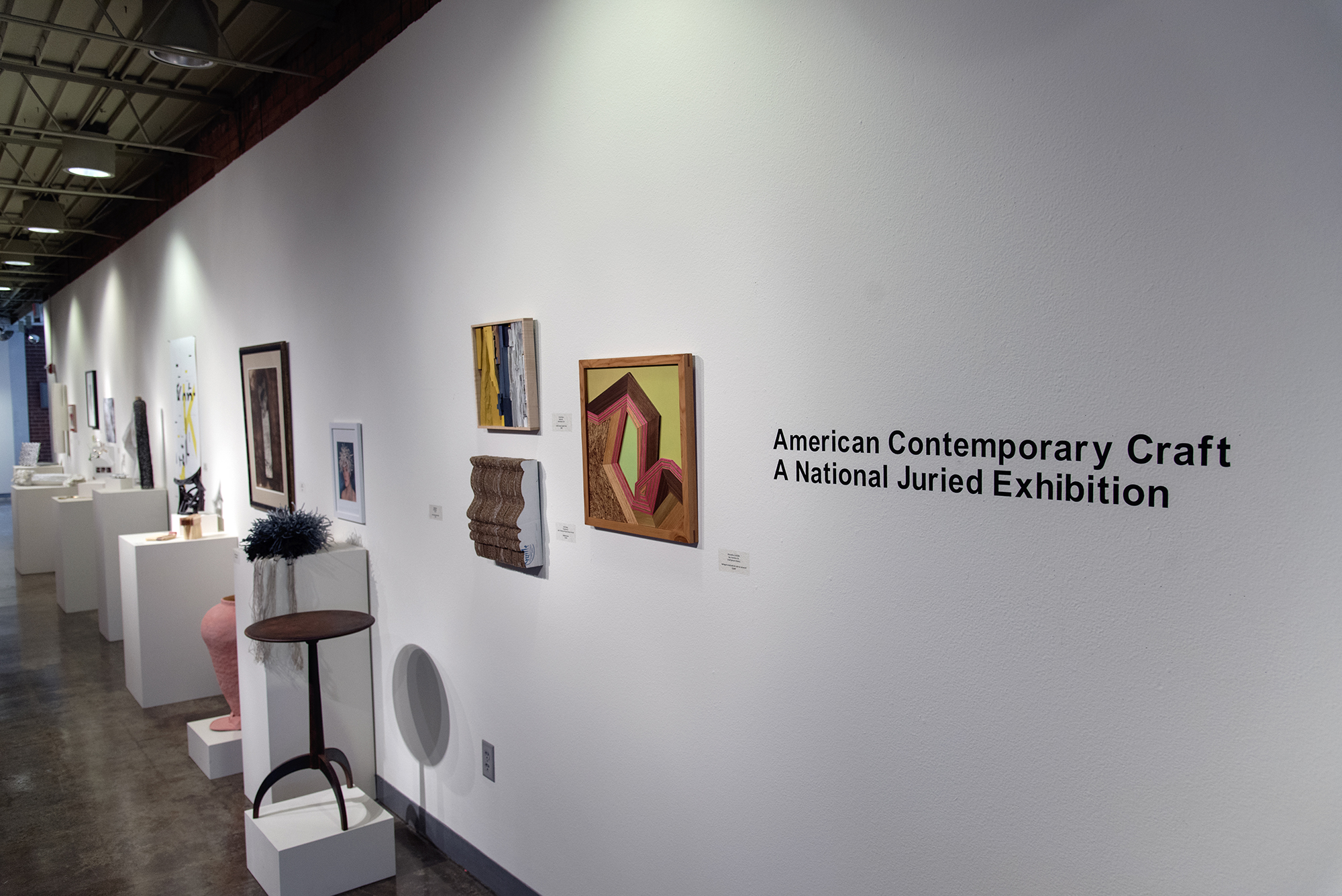 American Contemporary Craft: A National Juried Exhibition